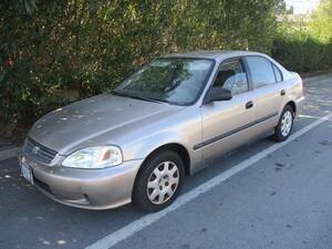 2000 Honda Civic for sale at Inspec Auto in San Jose CA