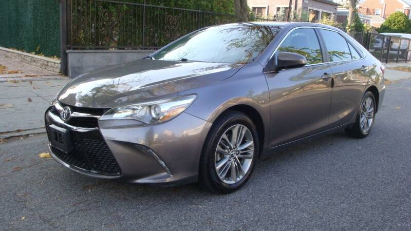 2015 Toyota Camry for sale at Cars Trader in Brooklyn NY