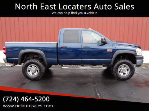 2009 Dodge Ram Pickup 2500 for sale at North East Locaters Auto Sales in Indiana PA