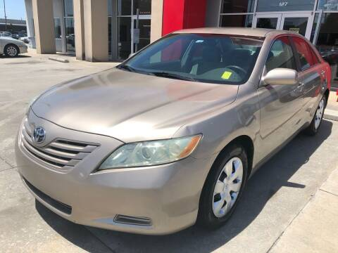 2007 Toyota Camry for sale at Thumbs Up Motors in Warner Robins GA