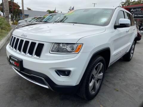 2015 Jeep Grand Cherokee for sale at Auto Max of Ventura - Automax 3 in Ventura CA