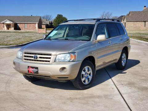 2006 Toyota Highlander for sale at Chihuahua Auto Sales in Perryton TX