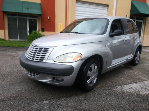 2004 Chrysler PT Cruiser for sale at Cad Auto Sales Inc in Miami FL