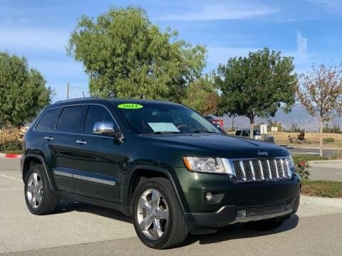 2011 Jeep Grand Cherokee for sale at Esquivel Auto Depot in Rialto CA