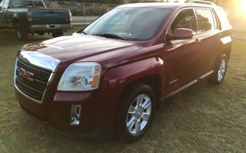 2012 GMC Terrain for sale at MISSION AUTOMOTIVE ENTERPRISES in Plant City FL