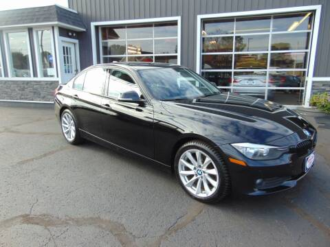 2015 BMW 3 Series for sale at Akron Auto Sales in Akron OH