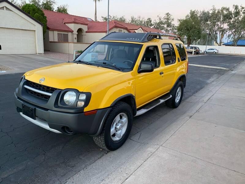 2003 Nissan Xterra for sale at EV Auto Sales LLC in Sun City AZ