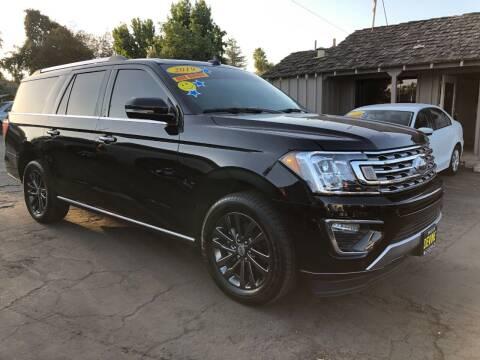 2019 Ford Expedition MAX for sale at Devine Auto Sales in Modesto CA