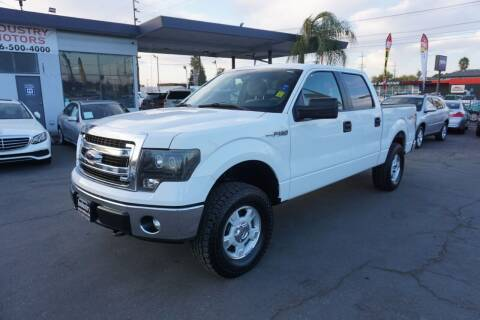 2013 Ford F-150 for sale at Industry Motors in Sacramento CA