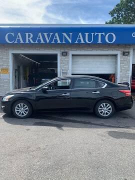 2013 Nissan Altima for sale at Caravan Auto in Cranston RI