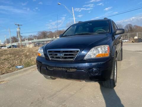 2008 Kia Sorento for sale at Xtreme Auto Mart LLC in Kansas City MO