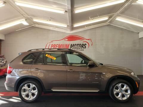 2013 BMW X5 for sale at Premium Motors in Villa Park IL