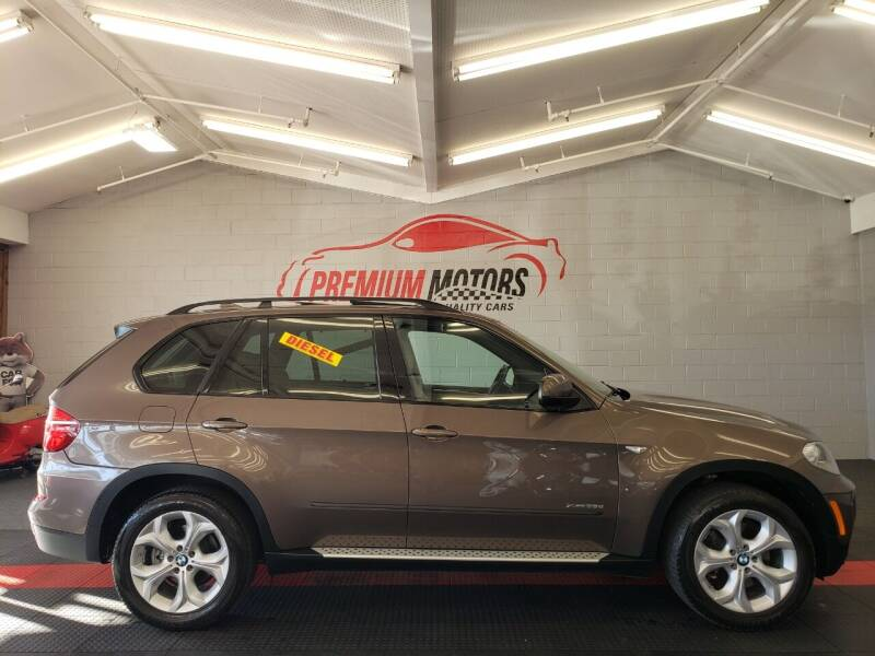 2013 BMW X5 for sale at Premium Motors in Villa Park IL
