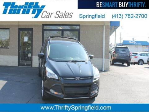 2013 Ford Escape for sale at Thrifty Car Sales Springfield in Springfield MA