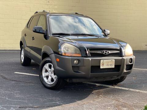 2009 Hyundai Tucson for sale at Top Tier Motors  LLC in Colonial Heights VA