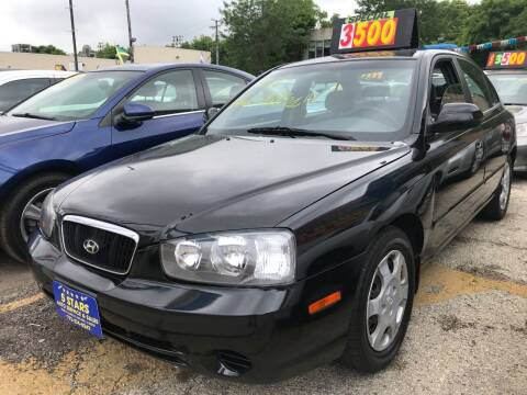 2002 Hyundai Elantra for sale at 5 Stars Auto Service and Sales in Chicago IL