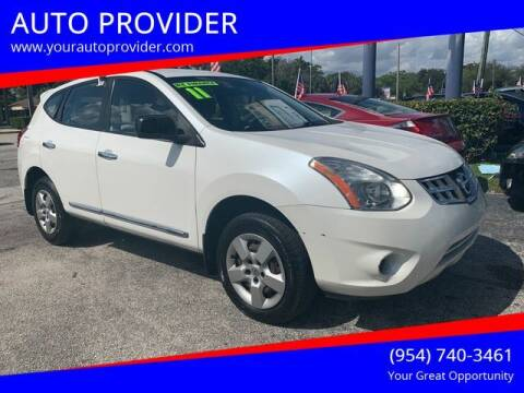 2011 Nissan Rogue for sale at AUTO PROVIDER in Fort Lauderdale FL
