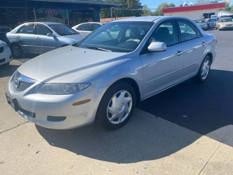 2004 Mazda MAZDA6 for sale at Wise Investments Auto Sales in Sellersburg IN