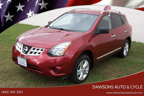 2015 Nissan Rogue Select for sale at Dawsons Auto & Cycle in Glen Burnie MD
