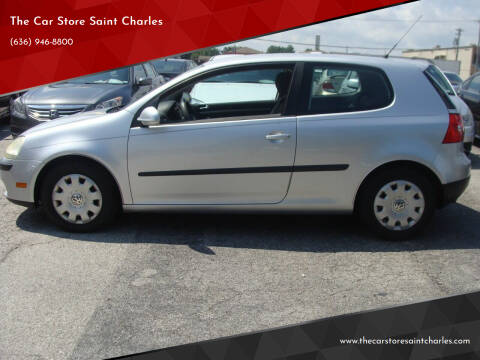 2008 Volkswagen Rabbit for sale at The Car Store Saint Charles in Saint Charles MO