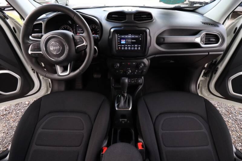 2018 Jeep Renegade Latitude 4dr SUV - Middleburg FL