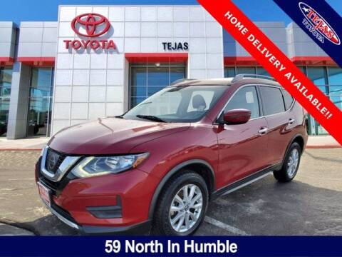 2017 Nissan Rogue for sale at TEJAS TOYOTA in Humble TX