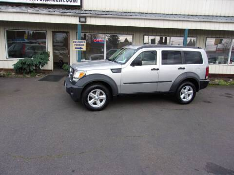 2007 Dodge Nitro for sale at PJ's Auto Center in Salem OR