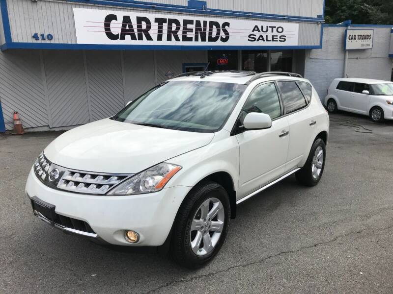 2007 Nissan Murano for sale at Car Trends 2 in Renton WA