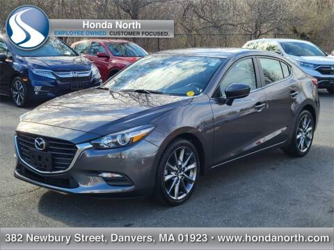 2018 Mazda MAZDA3 for sale at 1 North Preowned in Danvers MA