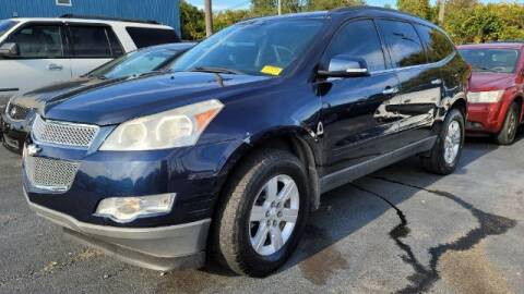 2012 Chevrolet Traverse for sale at Tri City Auto Mart in Lexington KY