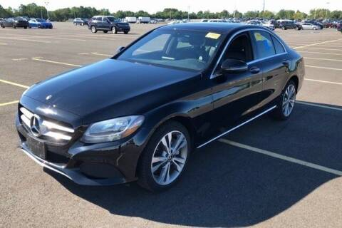 2018 Mercedes-Benz C-Class for sale at FREDY USED CAR SALES in Houston TX