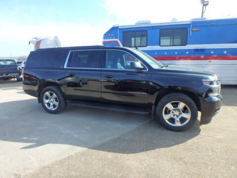 2016 Chevrolet Suburban for sale at BLACKWELL MOTORS INC in Farmington MO