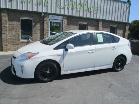 2015 Toyota Prius for sale at First Choice Auto in Greenville SC