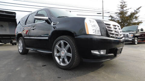 2008 Cadillac Escalade for sale at Action Automotive Service LLC in Hudson NY