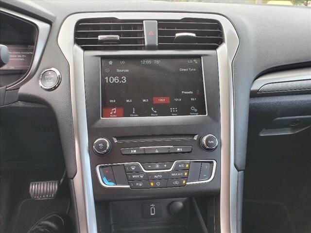 2018 Ford Fusion SE 4dr Sedan - Manassas VA