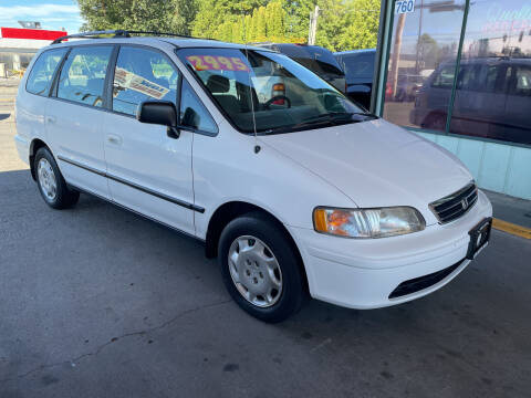 1998 Honda Odyssey for sale at Low Auto Sales in Sedro Woolley WA