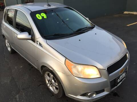 2009 Chevrolet Aveo for sale at ROUTE 6 AUTOMAX in Markham IL