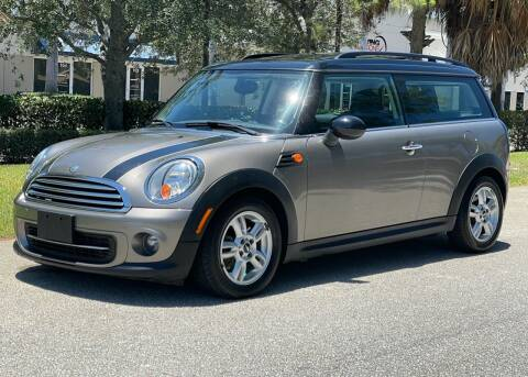 2013 MINI Clubman for sale at VE Auto Gallery LLC in Lake Park FL