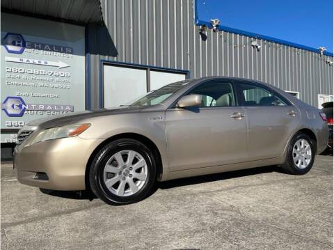 2007 Toyota Camry Hybrid for sale at Chehalis Auto Center in Chehalis WA