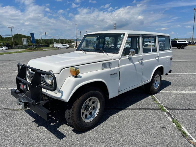 1976 Toyota Land Cruiser for sale at CarsAndTags.com in Newark DE