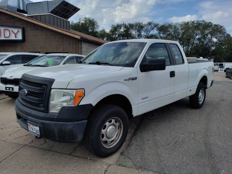 2014 Ford F-150 for sale at Sunset Auto Body in Sunset UT