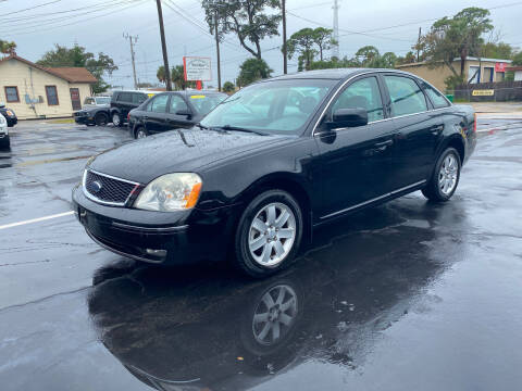 2006 Ford Five Hundred for sale at Riviera Auto Sales South in Daytona Beach FL