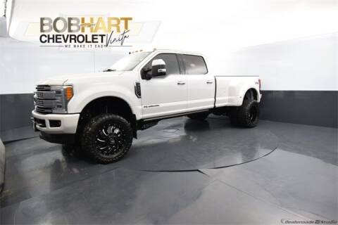 2019 Ford F-350 Super Duty for sale at BOB HART CHEVROLET in Vinita OK