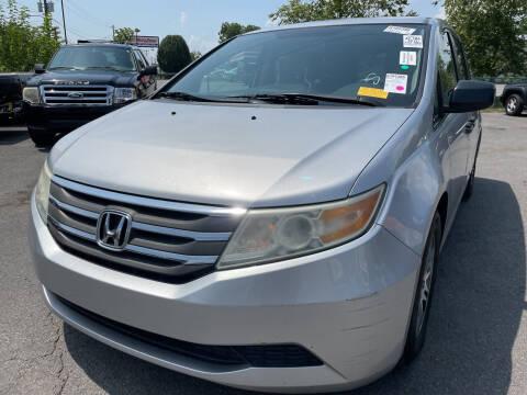 2011 Honda Odyssey for sale at Diana Rico LLC in Dalton GA