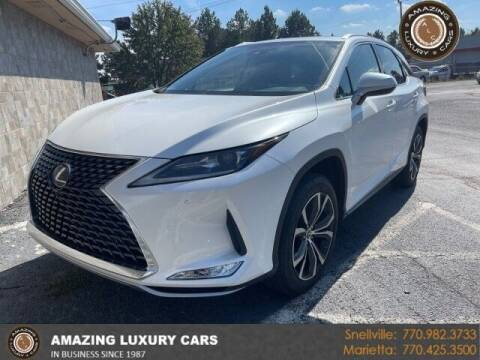 2022 Lexus RX 350 for sale at Amazing Luxury Cars in Snellville GA