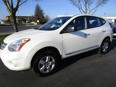 2012 Nissan Rogue for sale at KM MOTOR CARS in Modesto CA