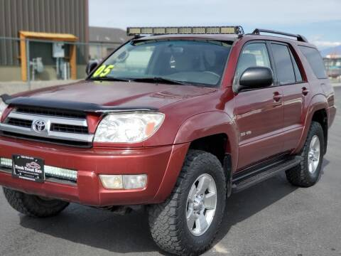 2005 Toyota 4Runner for sale at FRESH TREAD AUTO LLC in Springville UT