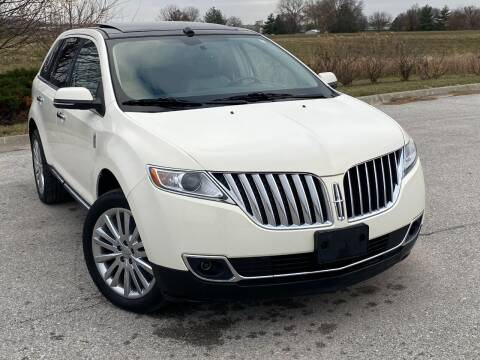 2013 Lincoln MKX for sale at Big O Auto LLC in Omaha NE
