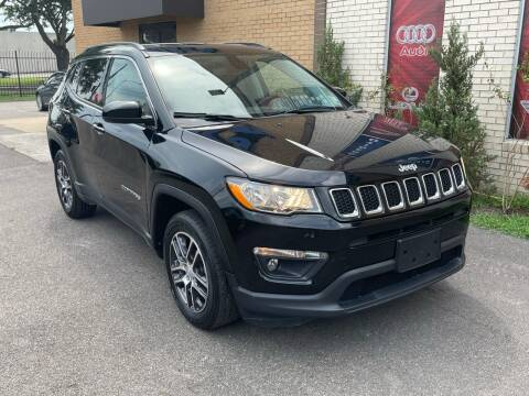 2019 Jeep Compass for sale at Auto Imports in Houston TX