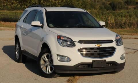 2016 Chevrolet Equinox for sale at Big O Auto LLC in Omaha NE
